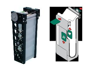 Intra-X Automatic Dental Intra-Oral X-Ray Film Processor - Modules