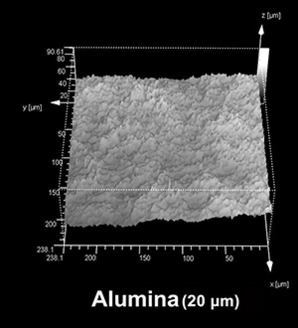 29µm Aluminium Oxide - Velopex International